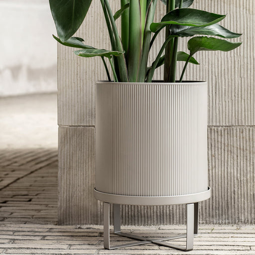 Ferm Living Bau Pot Large - Cashmere - 2