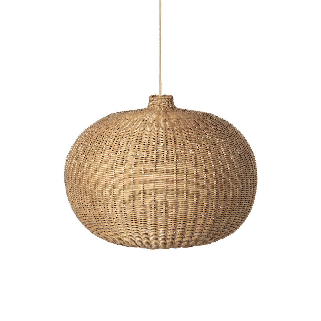 Ferm Living Belly Braided Lampshade - 1