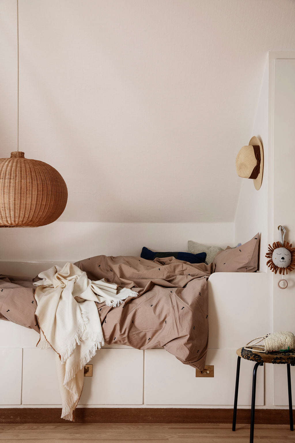 Ferm Living Belly Braided Lampshade - 4