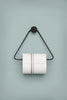 Ferm Living Black Toilet Paper Holder - 3