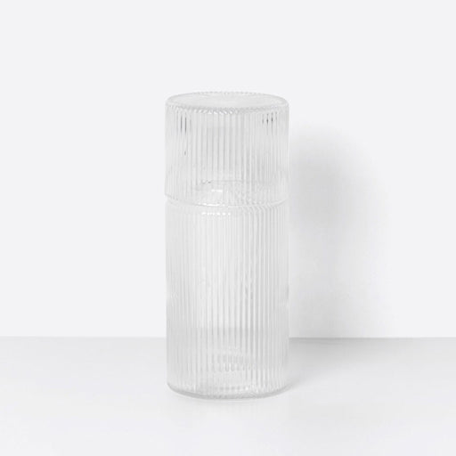 Ferm Living Ripple Small Carafe Set - 2