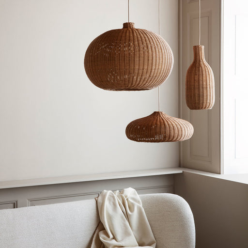 Ferm Living Braided Long Lampshade - 2