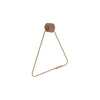 Ferm Living Brass Toilet Paper Holder - 2
