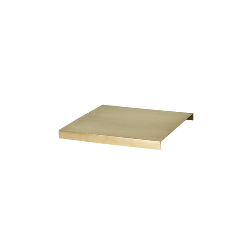 Ferm Living Tray For  Plant Box - Brass - 1