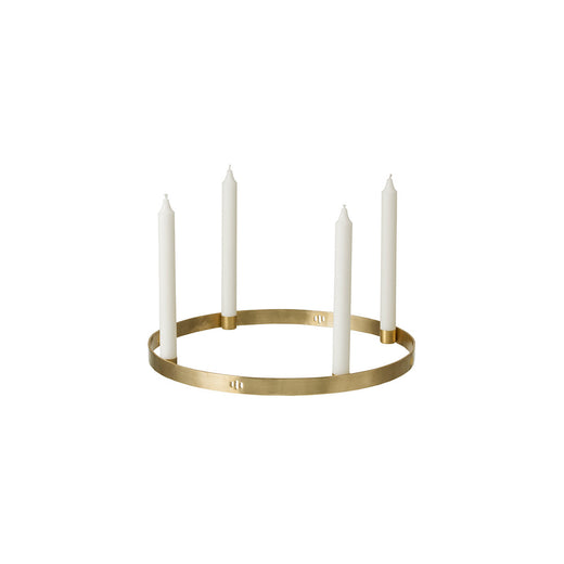 Ferm Living Candle Holder Circle - Large - 1
