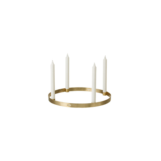 Ferm Living Candle Holder Circle - Small - 1