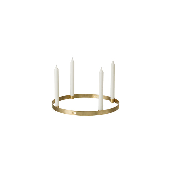 Ferm Living Candle Holder Circle- Small - 1