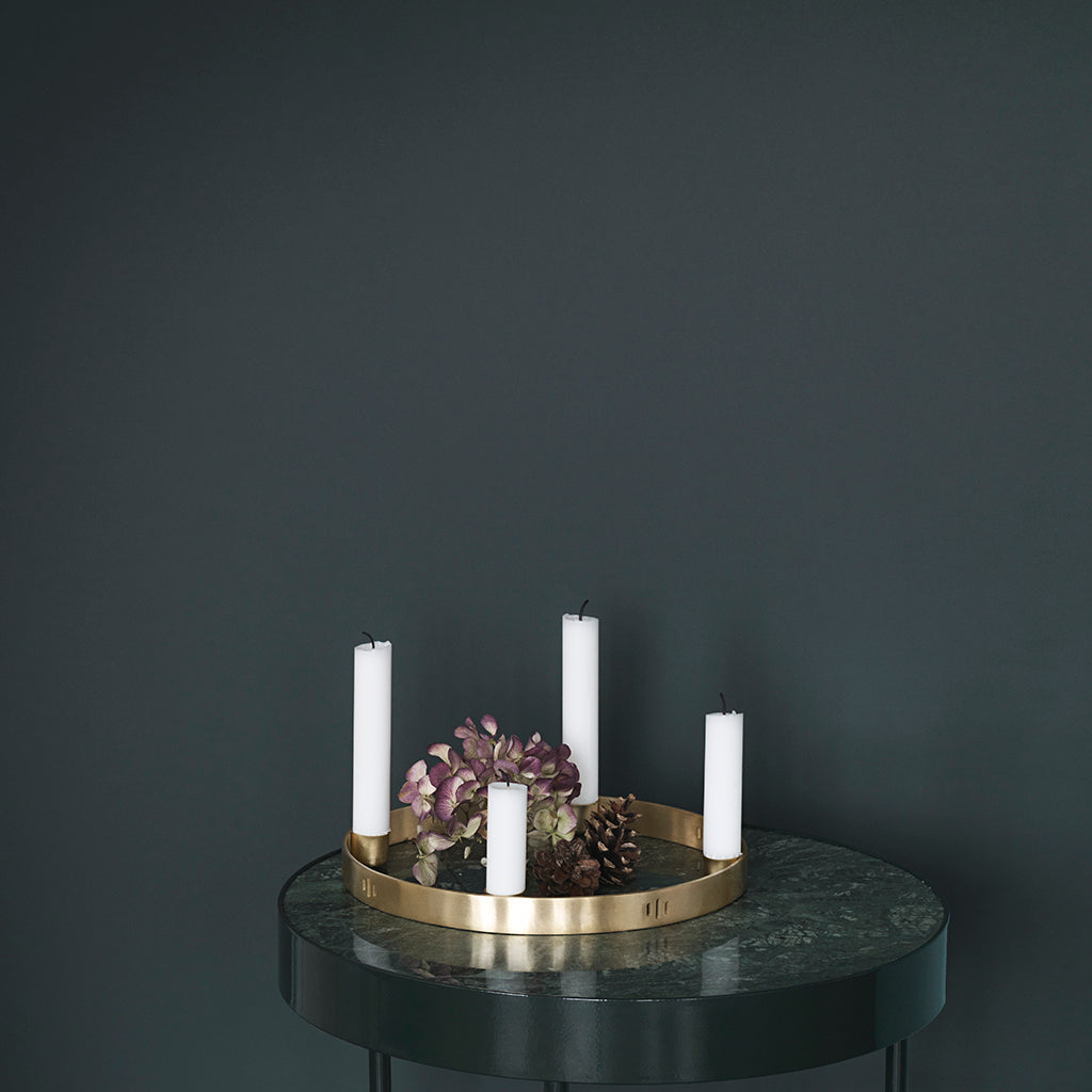 Ferm Living Candle Holder Circle - Small - 4
