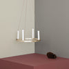 Ferm Living Candle Holder Circle - Large - 3