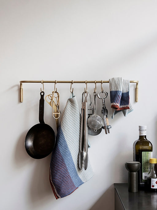 Ferm Living Kitchen Rod - Brass - 2