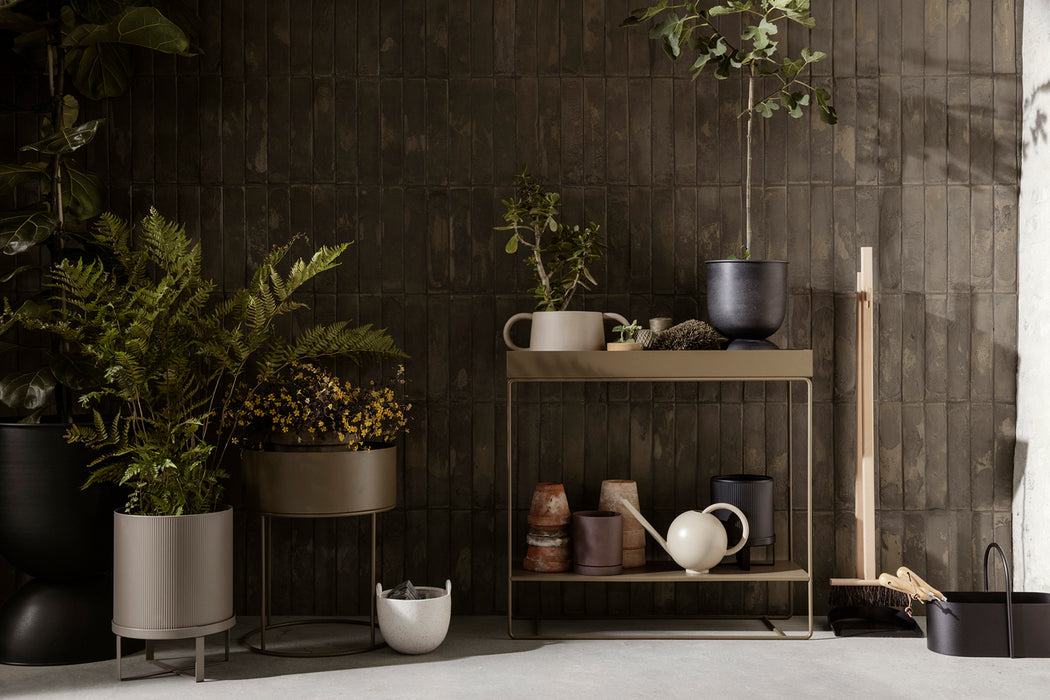 Ferm Living Plant Box, 2 Tiers - Olive - 3