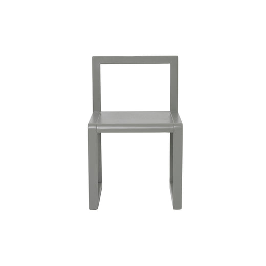 Ferm Living Little Architect Chair - Grey - 1