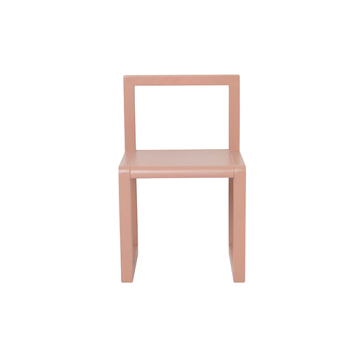 Ferm Living Little Architect Chair - Rose - 1