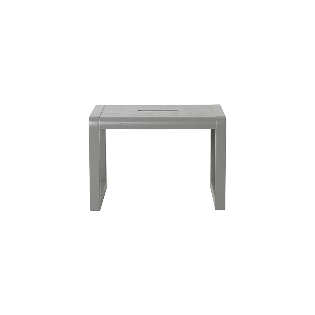 Ferm Living Little Architect Stool - Grey - 1