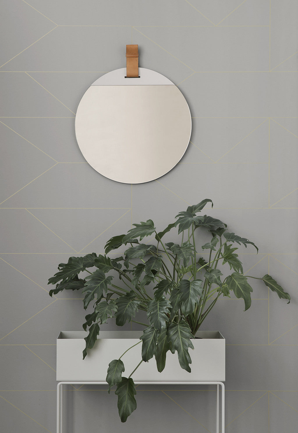 Ferm Living Plant Box - Light Grey - Is To Me - 3