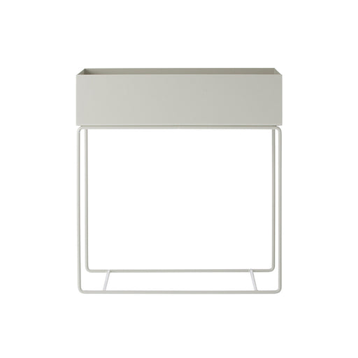 Ferm Living Plant Box - Light Grey - 1
