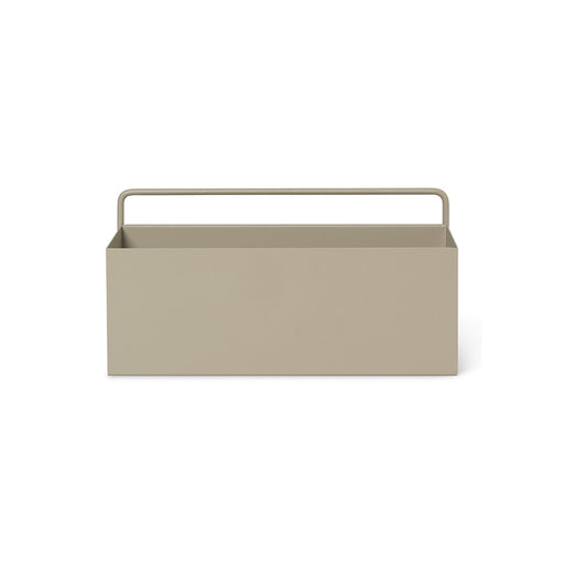 Ferm Living Rectangle Wall Box - Cashmere - 2