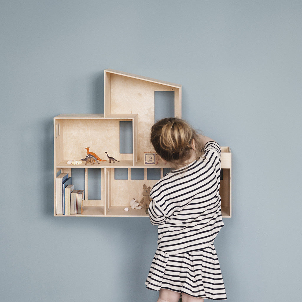 Ferm Living Miniature Funkis House - 2