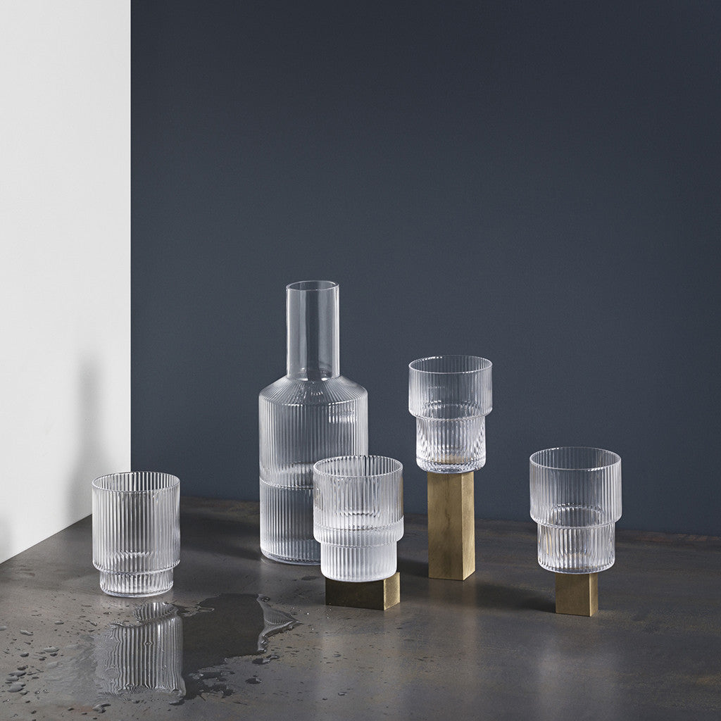 Ferm Living Ripple Carafe 2