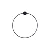 Ferm Living Black Towel Hanger - 1