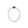 Ferm Living Black Towel Hanger - 2