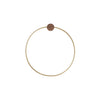 Ferm Living Brass Towel Hanger - 1