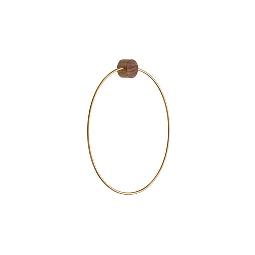 Ferm Living Brass Towel Hanger - 2