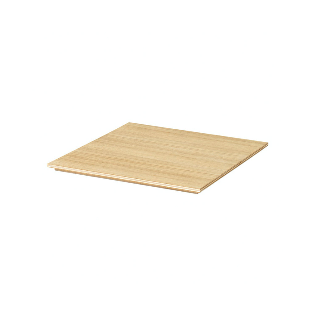Ferm Living Tray For  Plant Box - Oiled Oak - 1