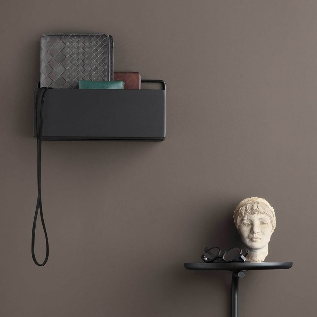Ferm Living Rectangle Wall Box - Black - 3