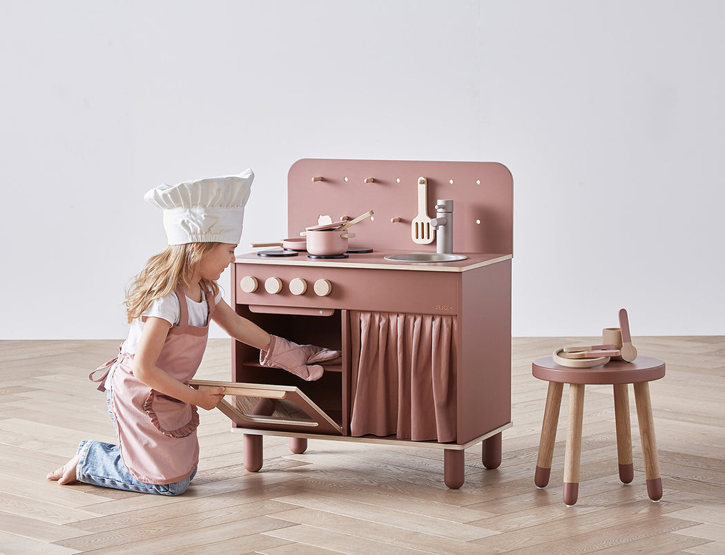 Flexa Rose Play Kitchen - 6