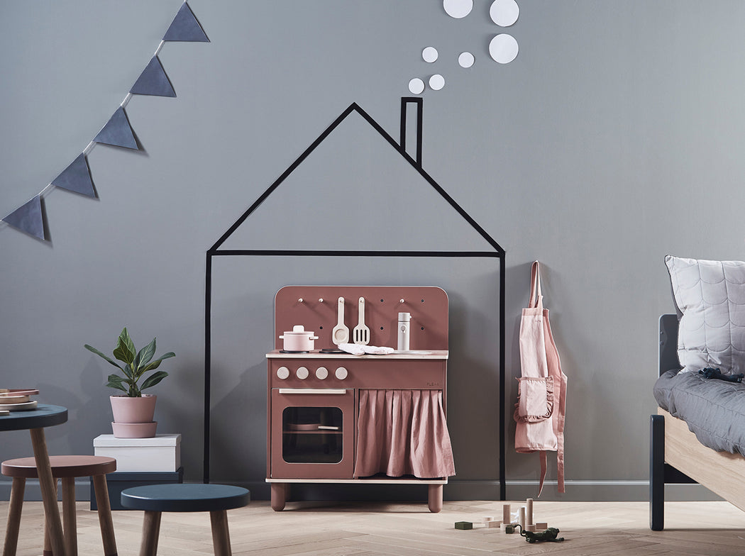 Flexa Rose Play Kitchen - 11