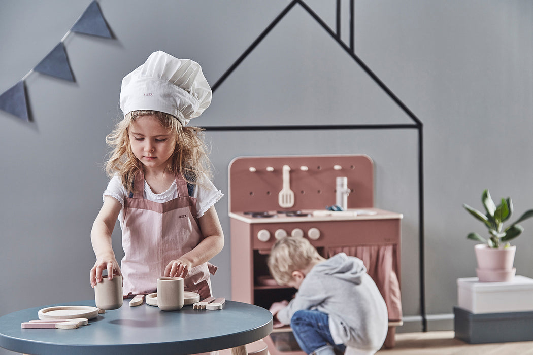 Flexa Rose Play Kitchen - 9