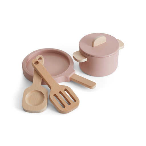 Flexa Toy Pot & Pan - 1