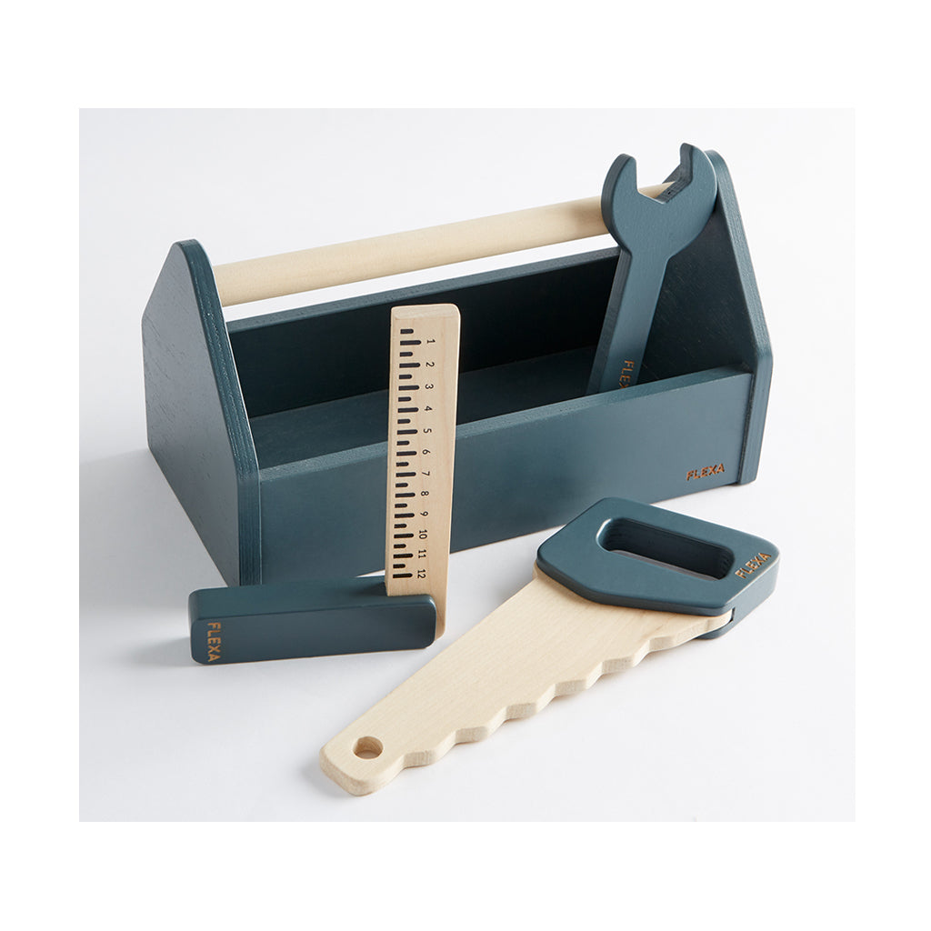 Flexa Toy Tool Box - 1