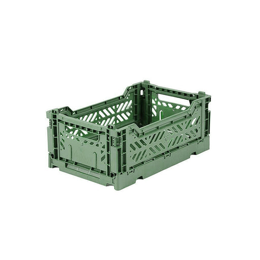Aykasa Mini Crate - Almond Green - 1
