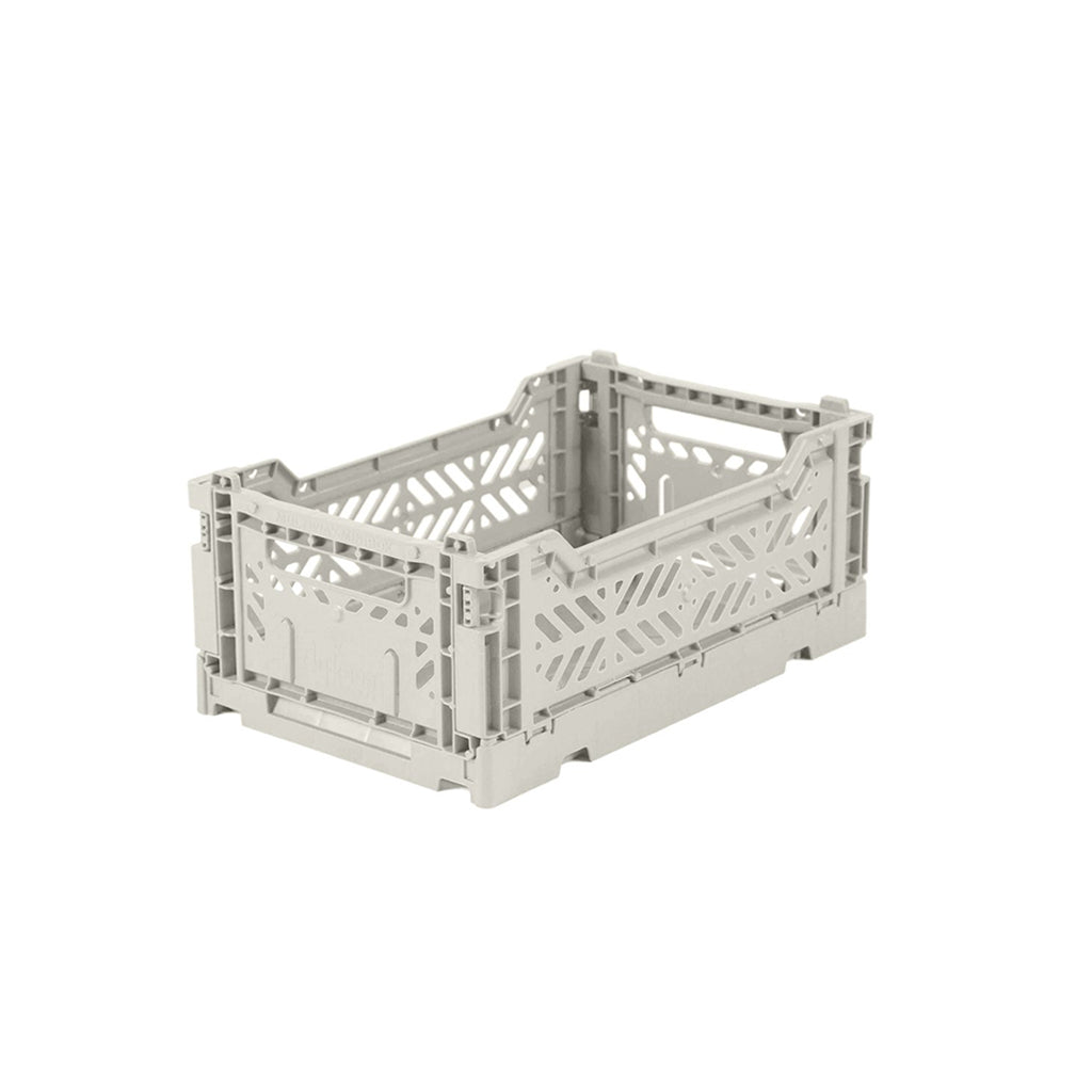 Aykasa Mini Crate - Light Grey - 1