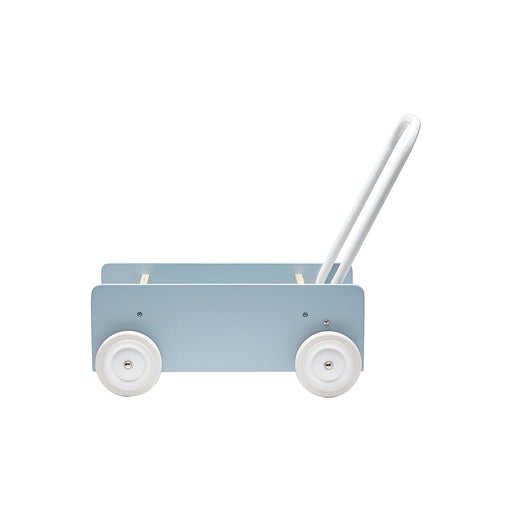 Kids Concept Baby Walker - Blue - 2