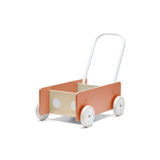 Kids Concept Baby Walker - Dark Apricot - 1