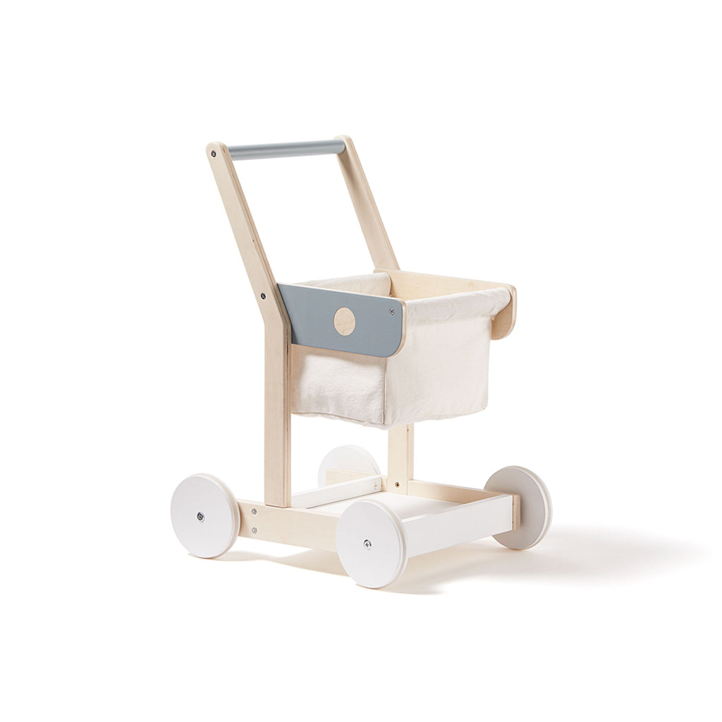 Kids Concept Bistro Shopping Trolley - 1