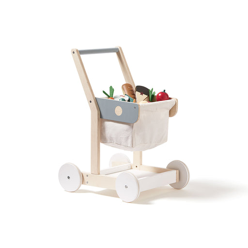 Kids Concept Bistro Shopping Trolley - 2