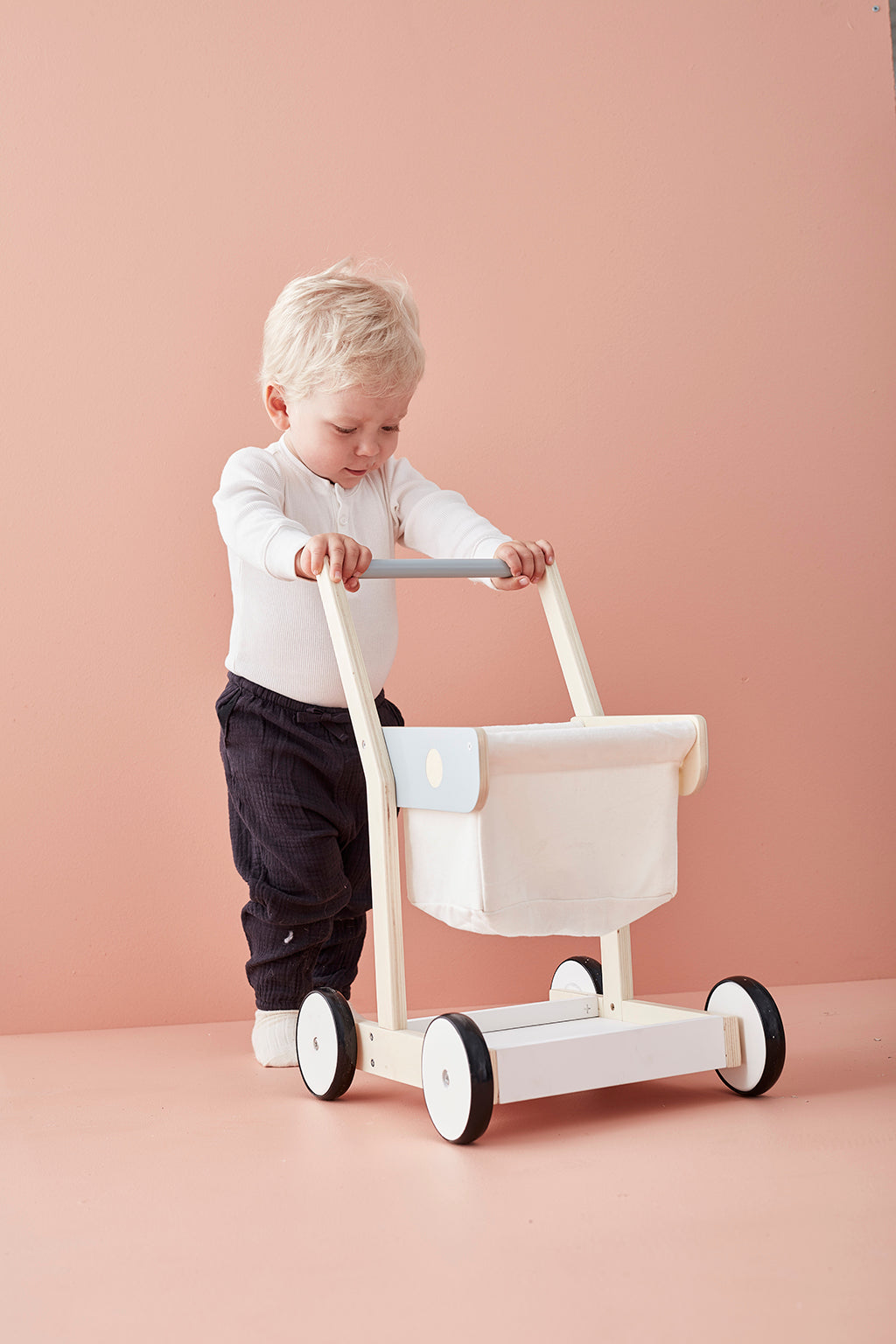 Kids Concept Bistro Shopping Trolley - 6