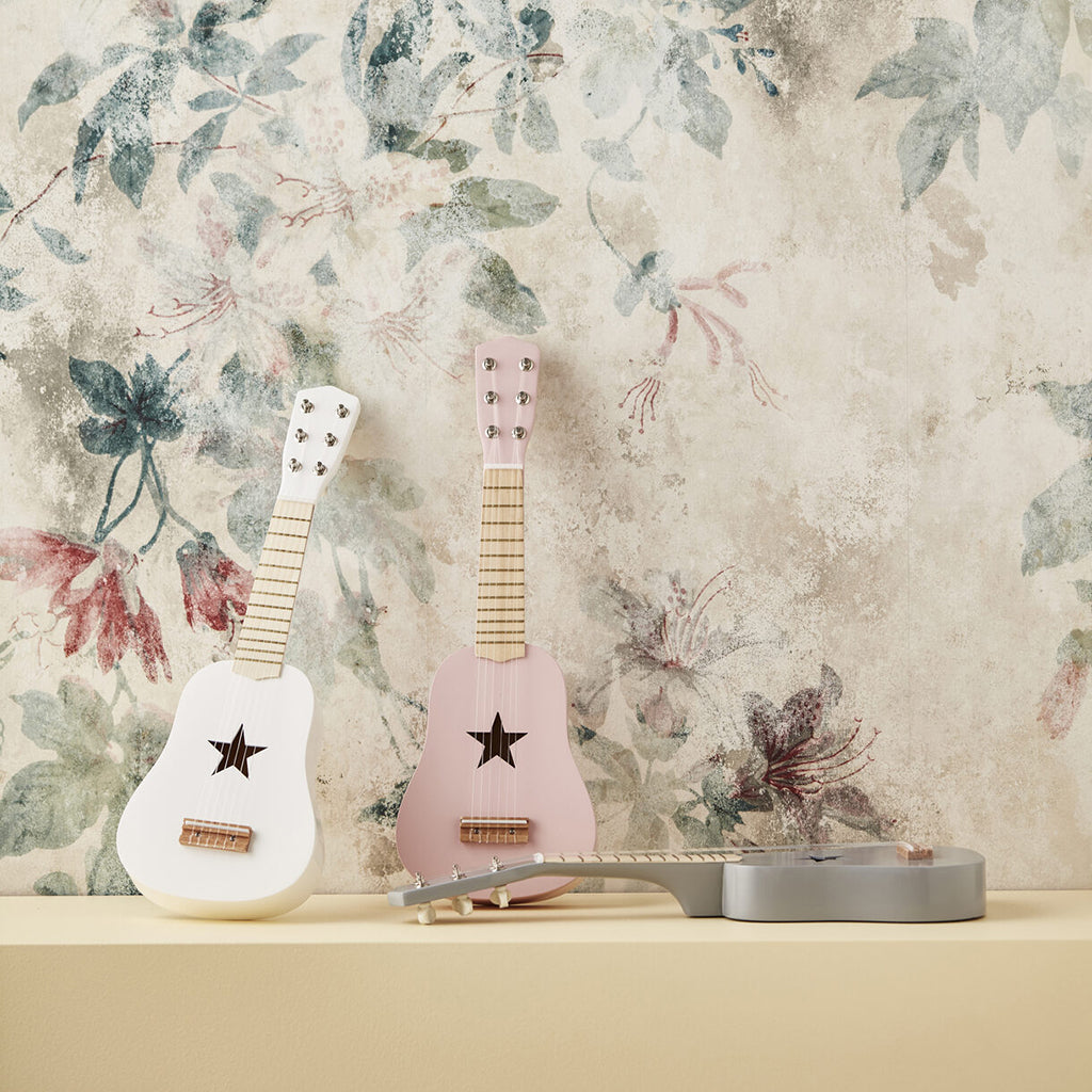 Kids Concept Guitar - White - 3