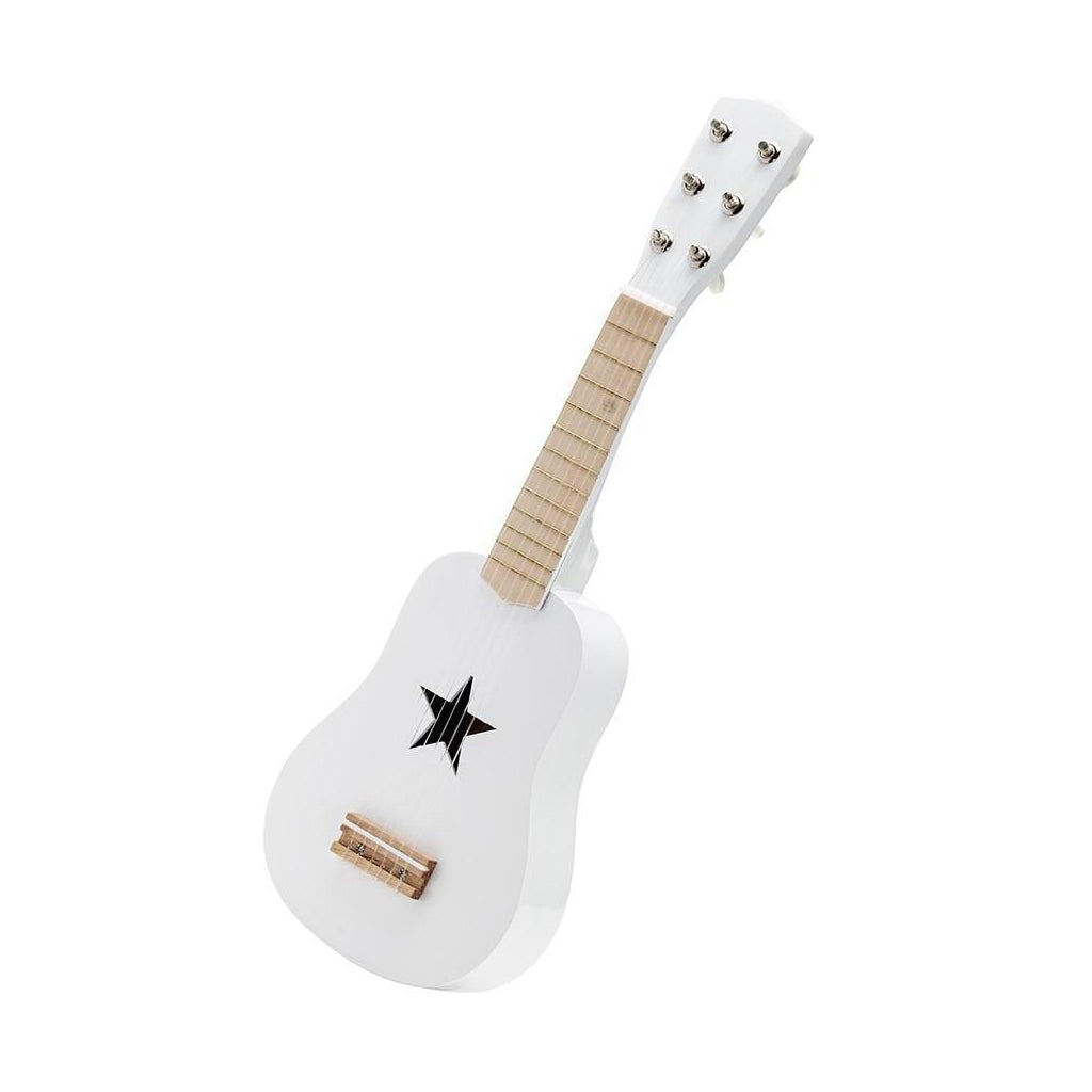Kids Concept Guitar - White - 1