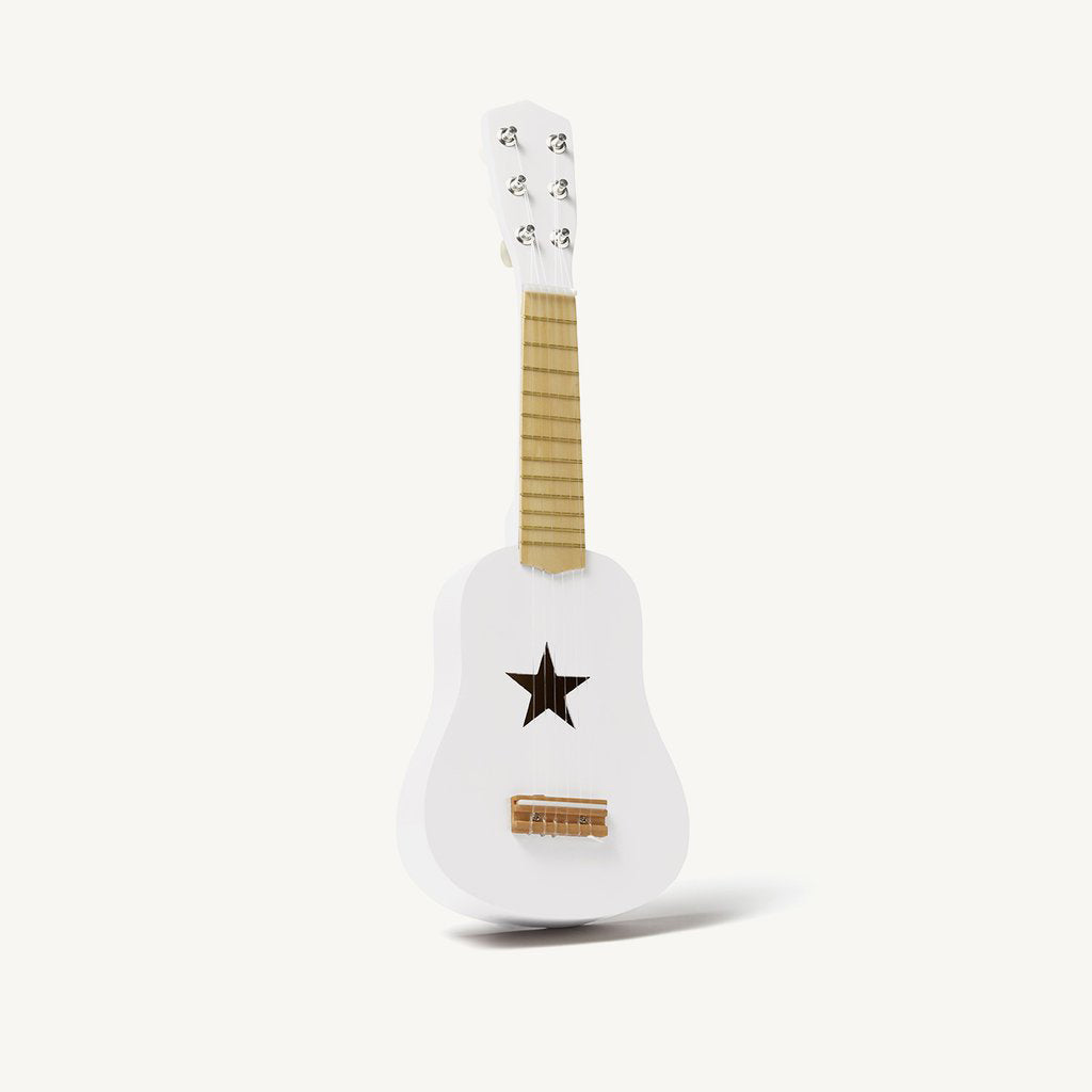 Kids Concept Guitar - White - 2