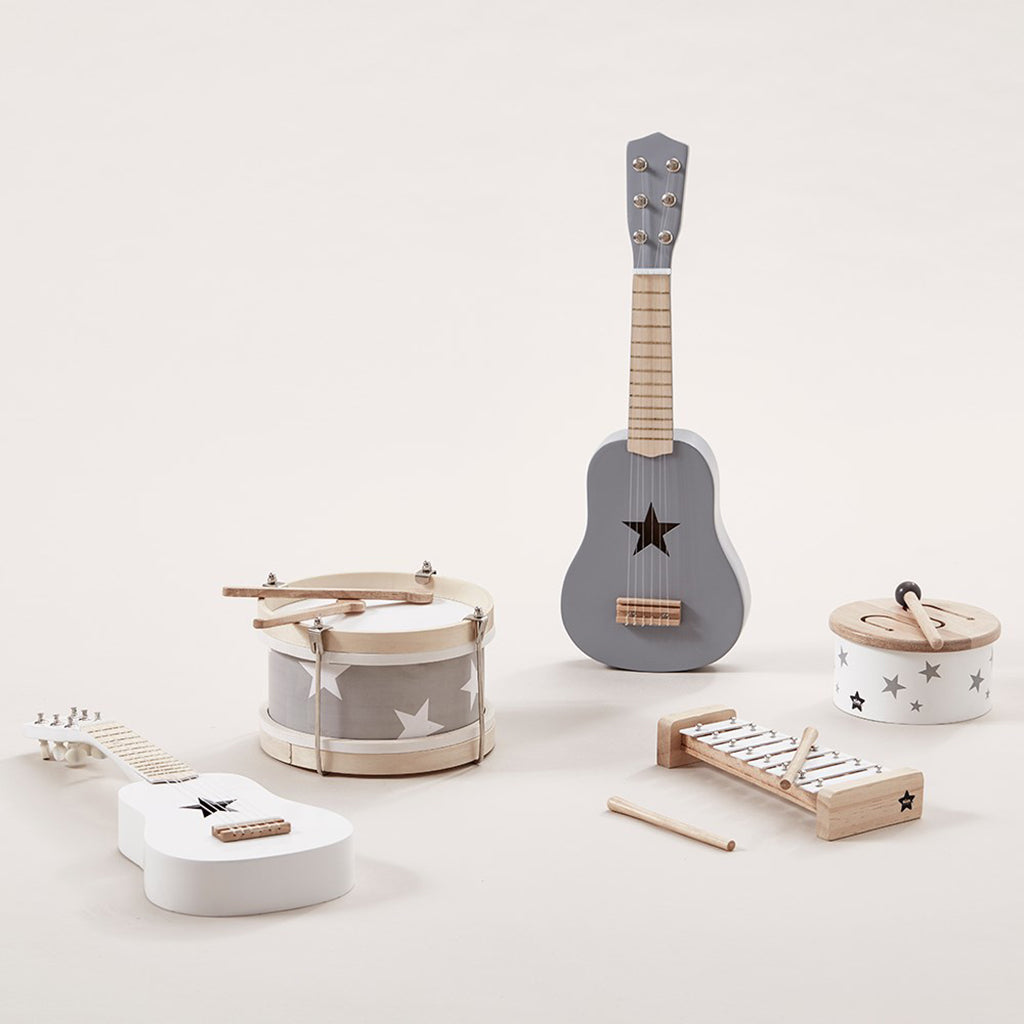Kids Concept Guitar - White - 4