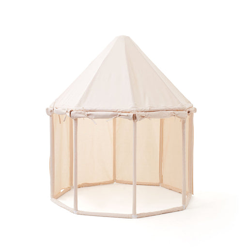 Kids Concept Pavilion Play Tent - Off White - 2