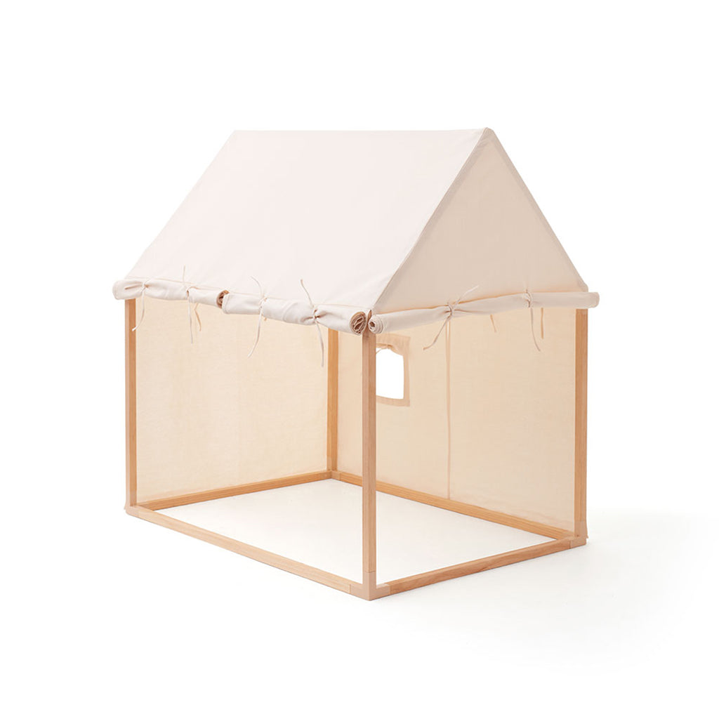 Kids Concept Play House Tent - Off White - 3