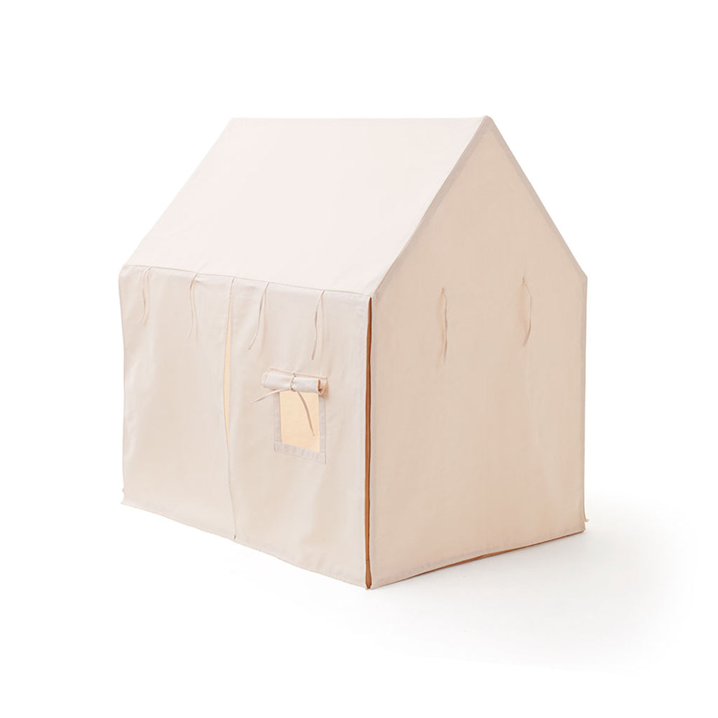 Kids Concept Play House Tent - Off White - 5