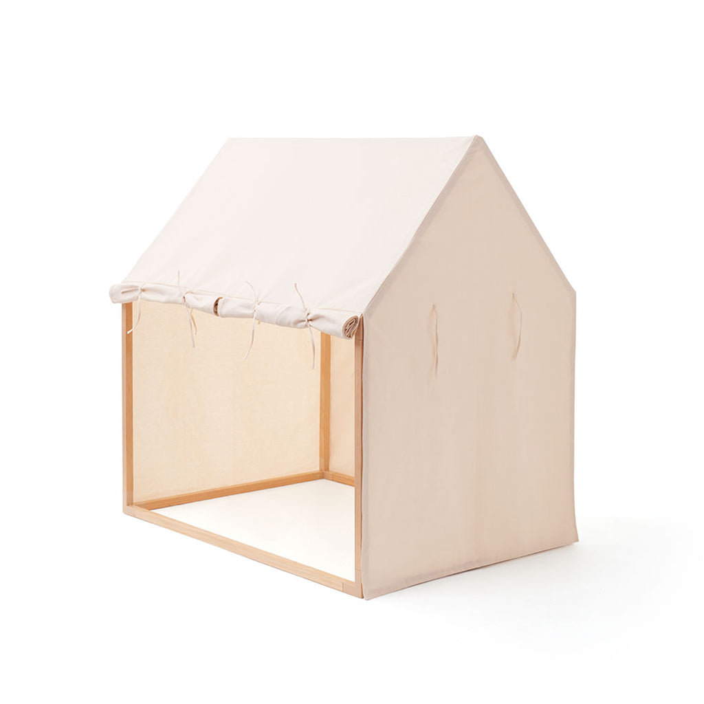 Kids Concept Play House Tent - Off White - 2