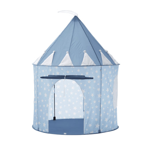 Kids Concept Play Tent - Blue Stars - 1